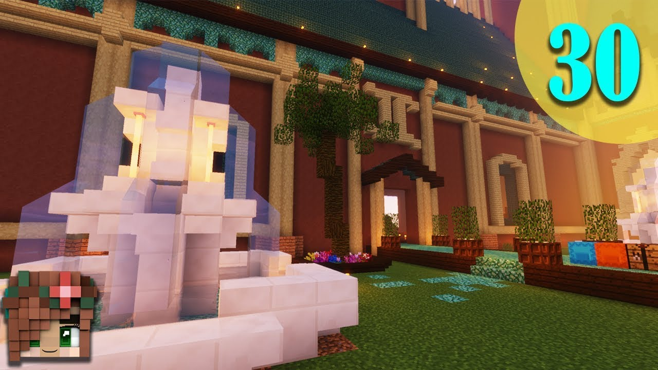 ballroom minecraft castle interior