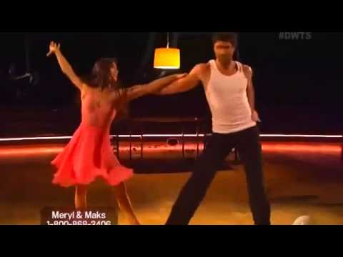 """DWTS Season 18 WEEK 9 : Meryl Davis & Maks - Waltz - Dancing With The Stars 2014 """"5-12-14"""" (HD) from YouTube · Duration:  4 minutes 21 seconds"""