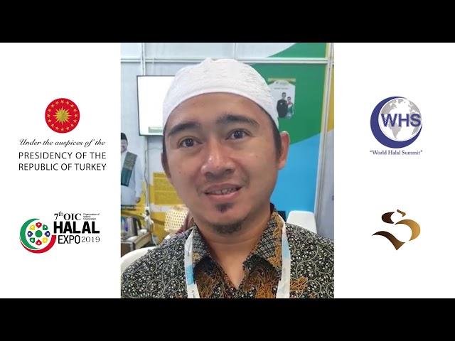 OIC Halal Expo 2019 & World Halal Summit   Testimonials  Indonesia
