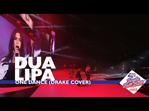 Dua Lipa - 'One Dance' (Live At Capital's Jingle Bell Ball 2016)