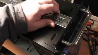 Серверный день или как установить ATX корпус INWIN PE689 в серверную стойку