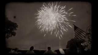 4th of July Fireworks at Tuxedo Club, NY