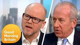 Is Having a Stiff Upper Lip Outdated? | Good Morning Britain
