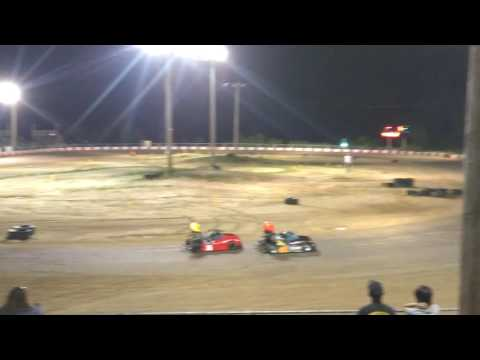 7.29.2017 - KC Raceway - Medium Dash for Cash Feature