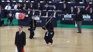 17WKC Japan vs Chinese Taipei [Semi-Final ] (準決勝 日本vs台湾)
