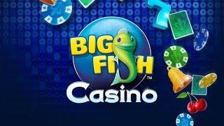 New Sponsor Big Fish Casino So Happy