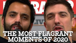 The Most Flagrant Moments of 2020 | Full Episode | Flagrant 2 with Andrew Schulz and Akaash Singh