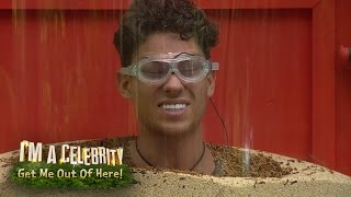 Joey Shows Off His Counting Skills | I'm A Celebrity... Get Me Out Of Here!