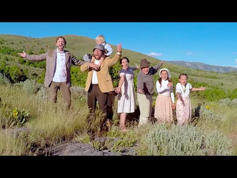 Sound Of Music Medley! BEHIND THE SCENES!