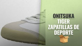 10 Mejores Onitsuka Tiger 2018: Onitsuka Tiger Mexico 66 Fashion Sneaker, White/Blue, 10.5 M Men's