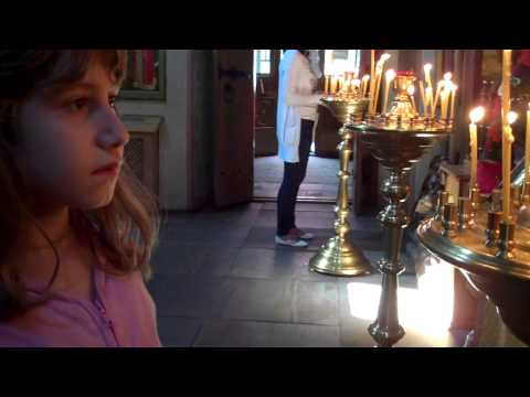Travel to Europe: in Church