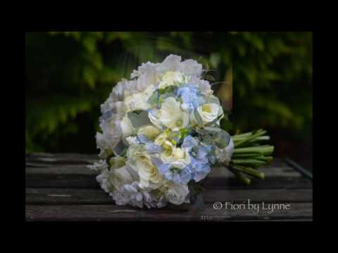 white-rose-and-eucalyptus-leaves-bouquet