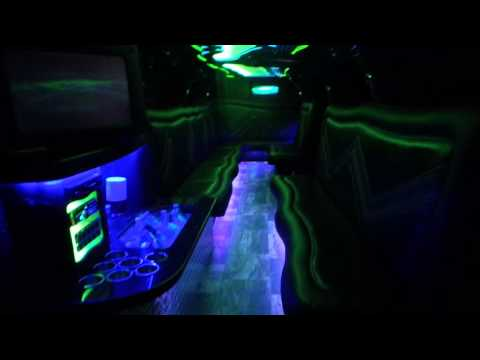 New Range Rover Limo Interior Clean Ride Limo