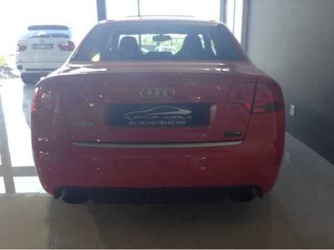 2006 AUDI RS4 42 V8 Auto For Sale On Auto Trader South Africa