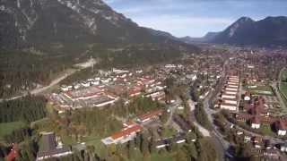 Paragliding Garmisch Partenkirchen mit Aerotaxi - music by polyoli - äshaardswo