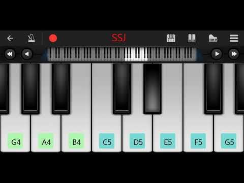 Seemaraja Vaaran Vaaran | Title Track Bgm | Piano Tutorial | Perfect Piano