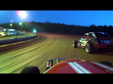 Vintage Modifieds at Sumter Speedway April 26 2014