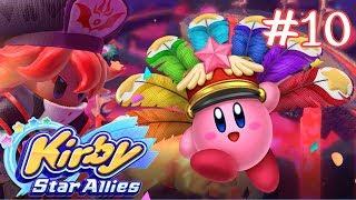 ก้อนชมพู เข้าแก๊งไหนลูกน้องตายหมด !! | Kirby Star Allies #10