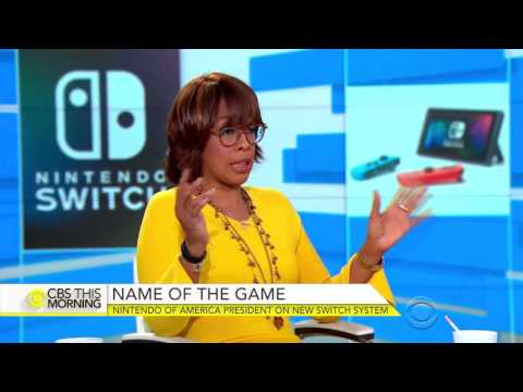 "Reggie Fils-Aimé: ""Link is hot"""