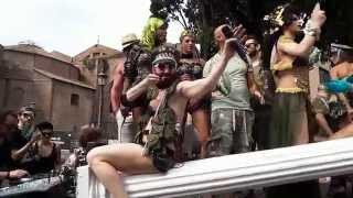 Gay Pride Roma 2015 - Trans Carri e Travestiti - Gay Village Dance