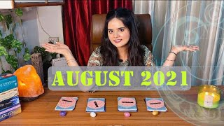 Pick a Card- ❤️🔮AUGUST PREDICTION🔮❤️ Love, Career, Finances, Opportunities and Guidance 🌈