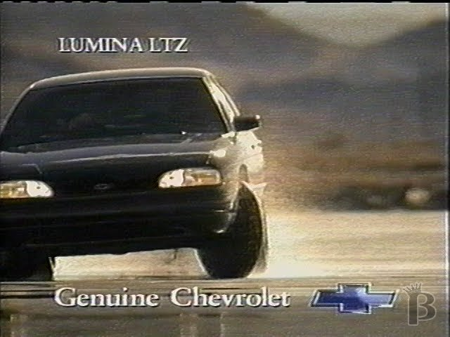1998 chevy lumina ltz car commercial youtube 1998 chevy lumina ltz car commercial