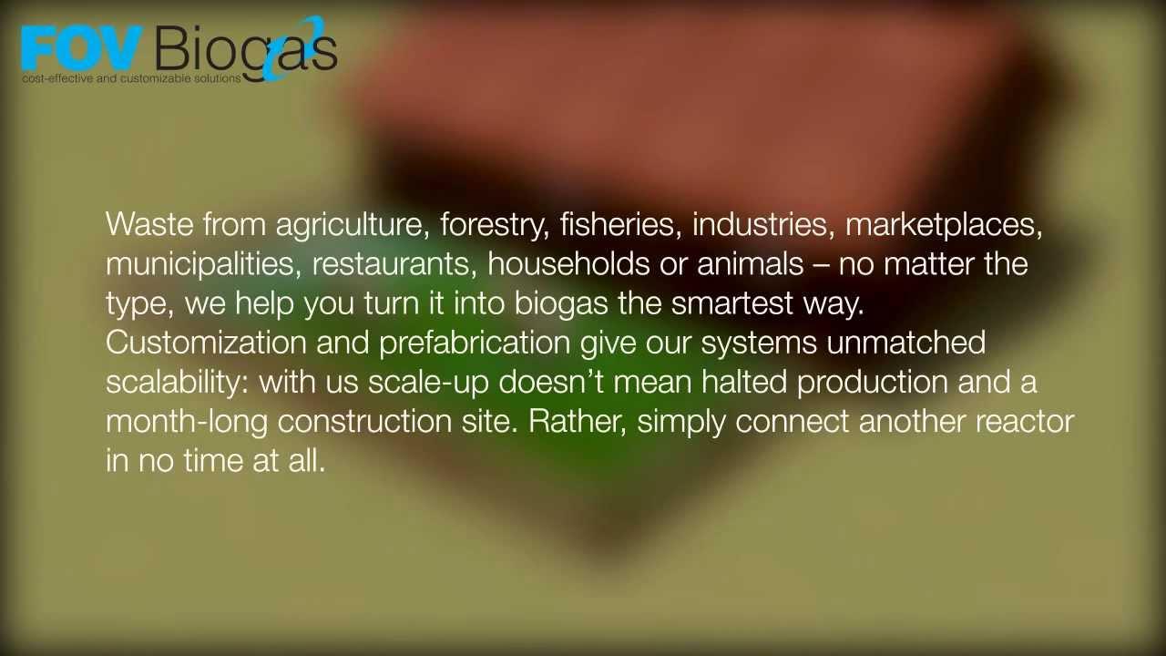 FOV - Biogas