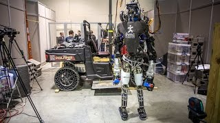 DARPA Robotics Challenge: Team IHMC