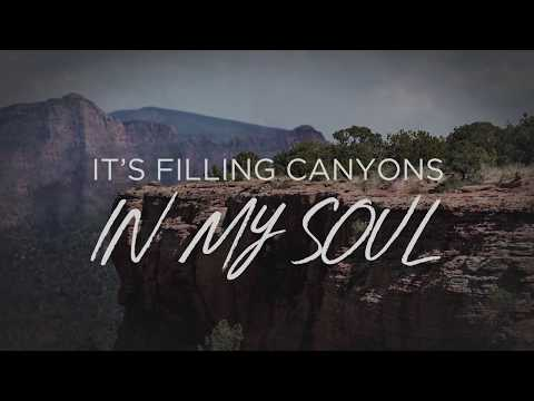 Corey Voss - Canyons (Official Lyric Video)
