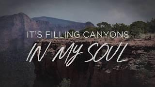 Corey Voss - Canyons (Lyric Video)