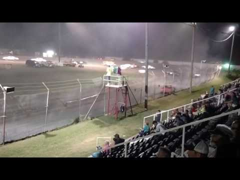 Feature race @ Superbowl Speedway 09-17-16