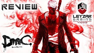 DmC: Devil May Cry (Review) -  The SSolid Reboot (PC Version 2017)