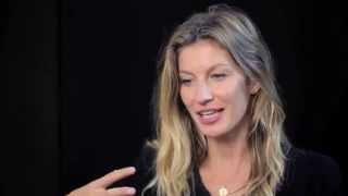 CHANEL N°5 - Interview with Gisele Bundchen