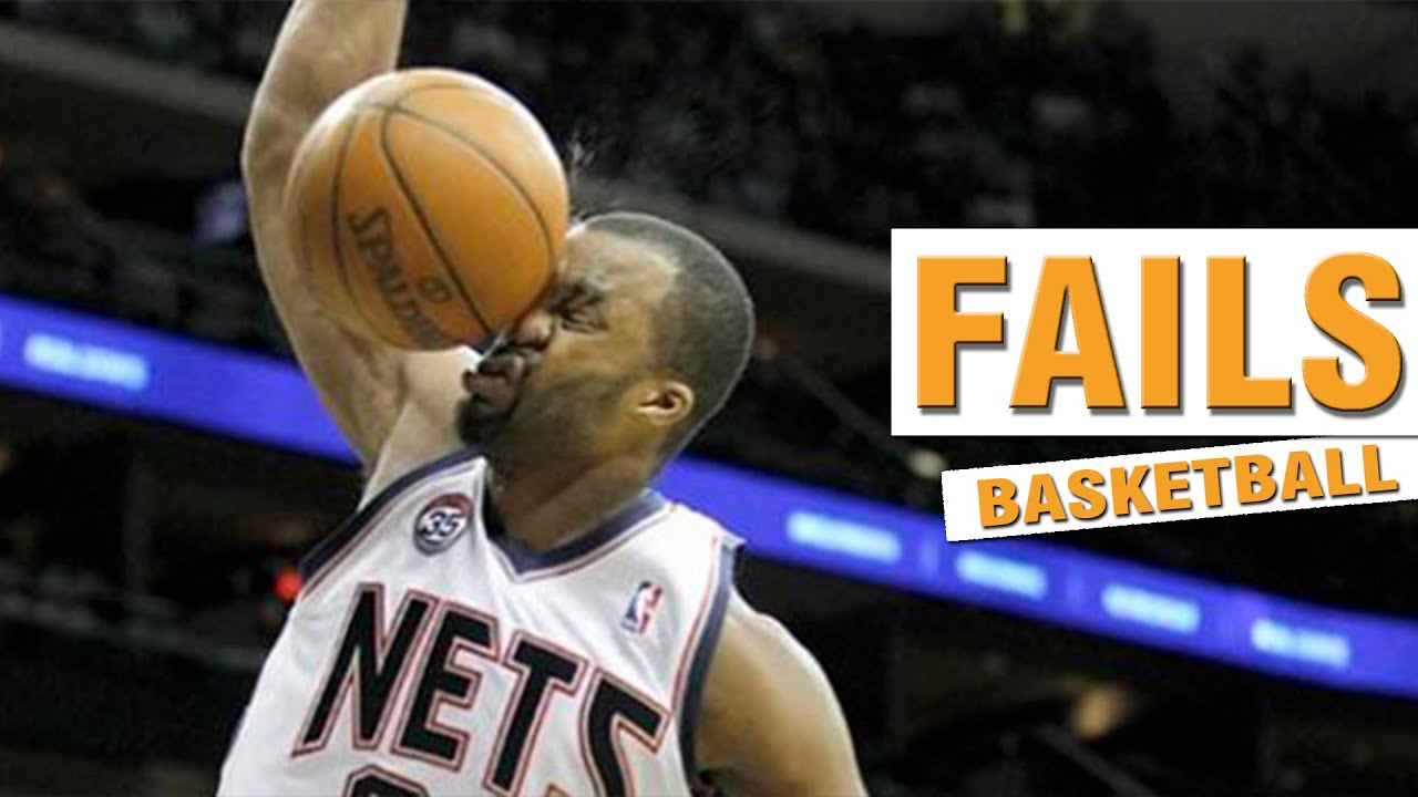 Funny Basketball Fails