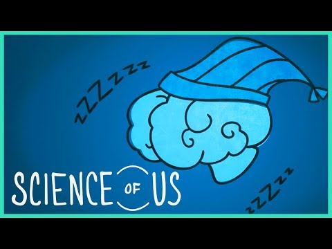 """How Your Feet Help You Sleep: """"The Science of Us"""" Episode 1"""