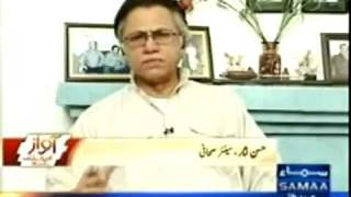 Hassan Nisar: We depend on West