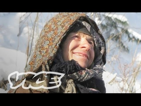 Surviving in the Siberian Wilderness for 70 Years [CC] (2013) - In 1936, a family of Russian Old Believers journeyed deep into Siberia's vast taiga to escape persecution. Today, Agafia Lykov is the last surviving Lykov, remaining steadfast in her secl...