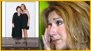 L'émouvant hommage de Céline Dion à Maurane: «Elle était une artiste incroyable»