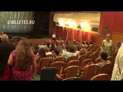 Театр Новая Опера, зрительный зал