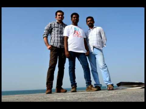 Bahrain bridge trip with prathap, manu and priyesh...