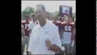 IUP Head Football Coach Curt Cignetti Takes the ALS Ice Bucket Challenge