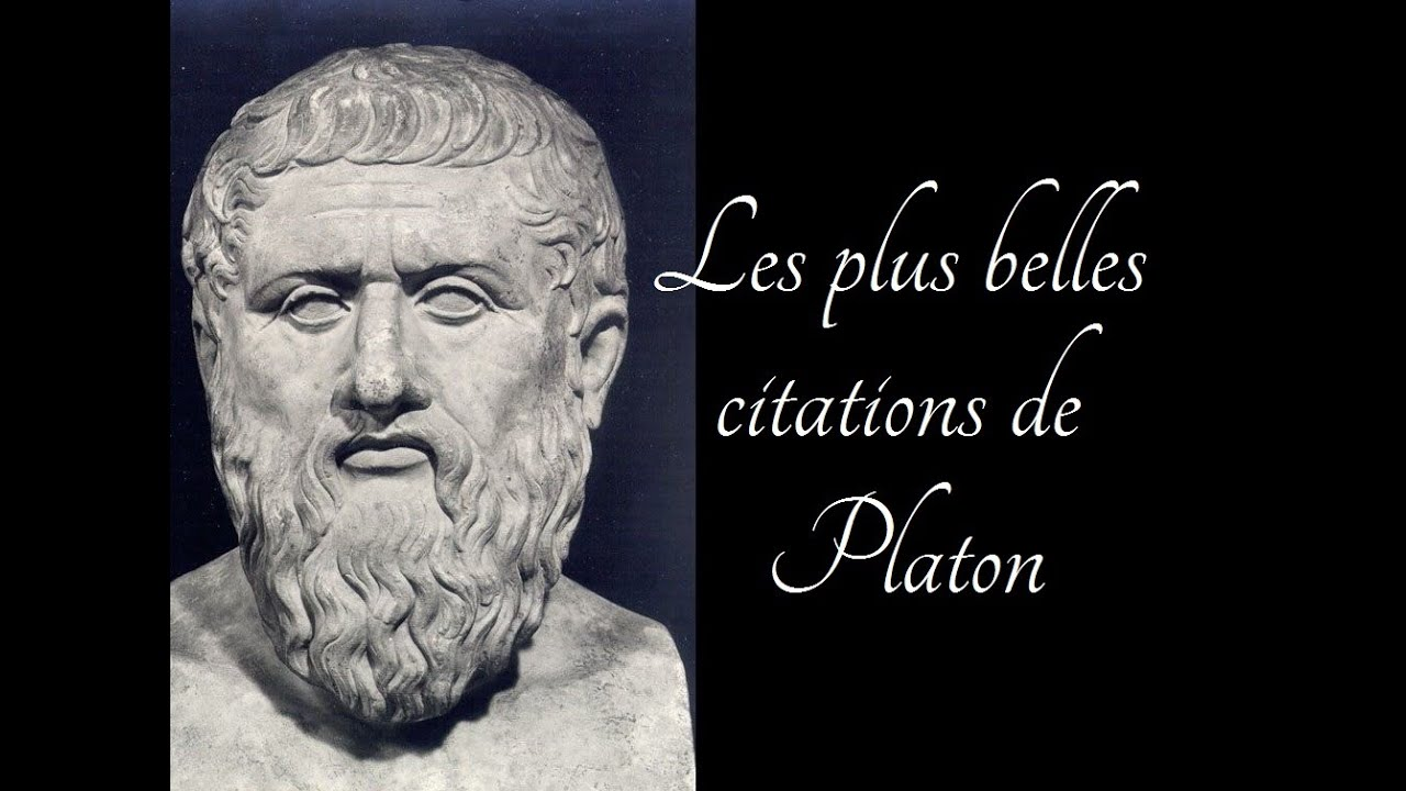 Les Plus Belles Citations De Platon Youtube