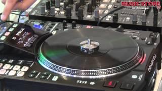 Musikmesse 2012 Denon SC3900 DJ Player [deutsch]