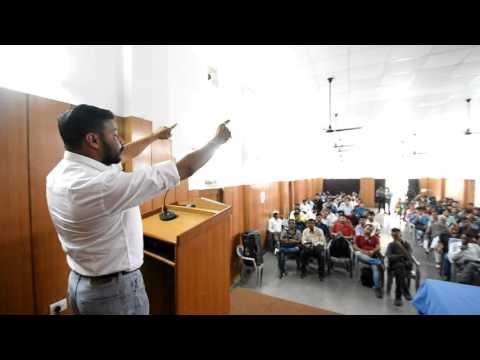 Failing Newton 2nd and 3rd Law by Neo Sir at Dehradun Press Club (Part 2)