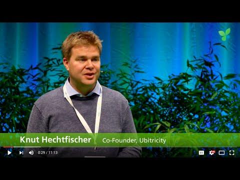 ECO16 Berlin: Knut Hechtfischer Ubitricity