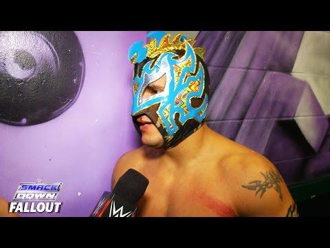 Kalisto Ist Bereit Für Sein Traum-Match: SmackDown Fallout – 12. November 2015 HD