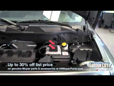 How To Jump Start Jeep Patriot  YouTube