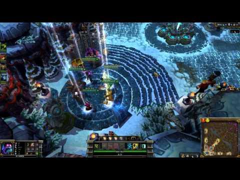 видео: league of legends - Обзор персонажа dr.mundo.