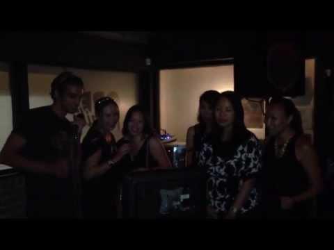 Mary's Bachelorette Karaoke @ Gourdough's Public House 7/19/13