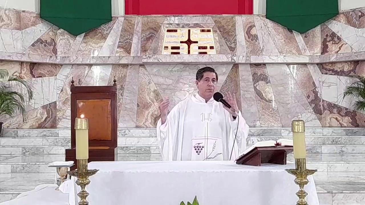 JUEVES XVI DEL T. ORDINARIO